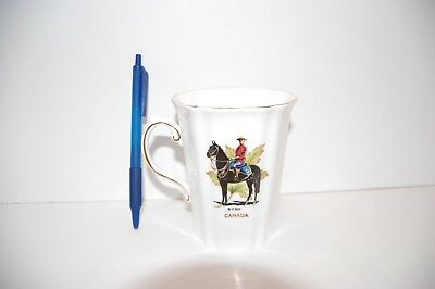 Royal Grafton Fine Bone China RCMP Canada Coffee Cup