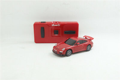 silverlit Porsche 911 R/C CAR MINI 1:50 model 2WD  mico infrared RC CAR