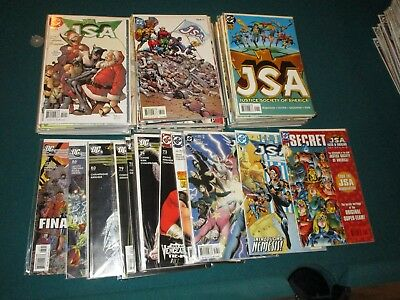 JSA Justice Society of America 1-87 NM/M NM 9.8 High Grade Complete Series Run