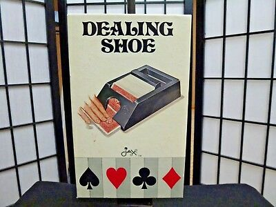Dealing Shoe by Jax -  Professional Type 4 - New in Box