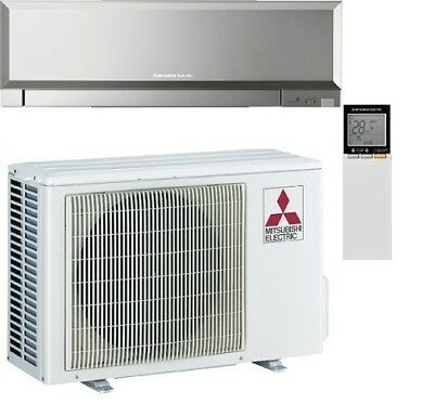 Mitsubishi Electric Split system A/C. SIGNATURE BLACK,3.5 KW.