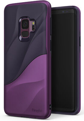 NEW Galaxy S9 Case, Ringke [WAVE] Dual Layer Full-Body Drop Resistant Protection