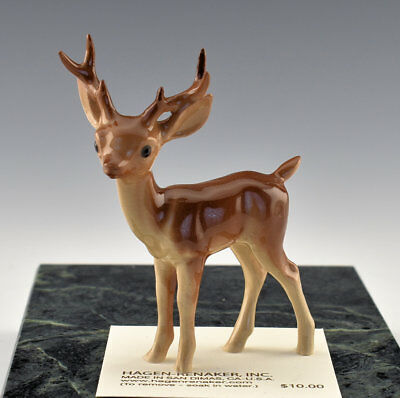 Hagen Renaker Miniature Papa Deer - New - Item # 00169