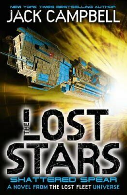 The Lost Stars - Shattered Spear (Book 4) A Novel from the Lost... 9781783292455