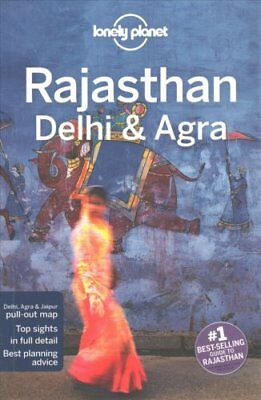 Lonely Planet Rajasthan, Delhi & Agra by Lonely Planet (Paperback, 2017)