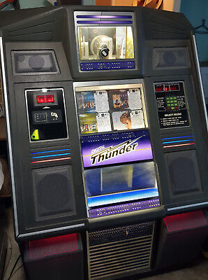 NSM Digital Thunder CD Jukebox