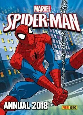 SpiderMan Annual 2018 (Annuals 2018) by Panini Book The Cheap Fast Free Post