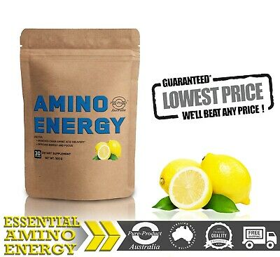 300g Premium Quality Essential Amino Energy Watermelon Flavour