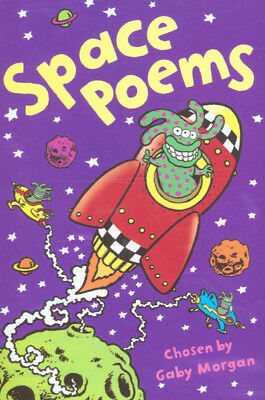 Space poems by Gaby Morgan (Paperback)