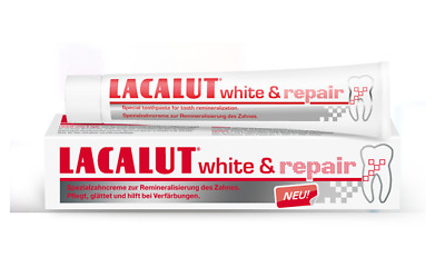 Lacalut White & Repair Toothpaste Whitening And Repair Tooth Enamel