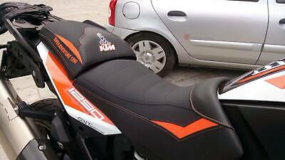 KTM 1290 Super Adventure Tappezzeria Italia Comfort Foam Seat Cover Anti-Slip