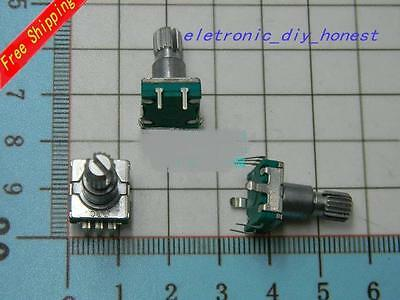 1pcs Car navigation potentiometer/DVD volume switch/360°encoder switch 20MM