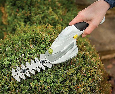 Bergman 2 In 1 Cordless Grass Trimmer Shears Cutter Cordless Garden Hand Tool