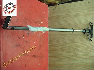 Hill-Rom P1900 Total Care Bed P1924 1924 Extension ISS IV Pole Assy