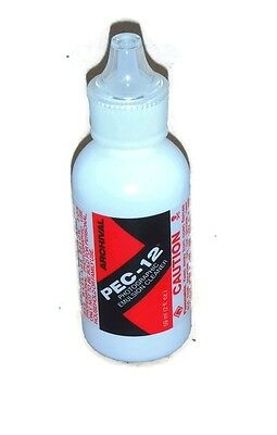 PEC-12  2oz PHOTOGRAPHIC EMULSION FILM CLEANER - NEW DESIGN EYE DROP BOTTLE