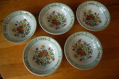 Villeroy & Boch SUMMER DAY Soup/ Cereal Bowls  6 Inch