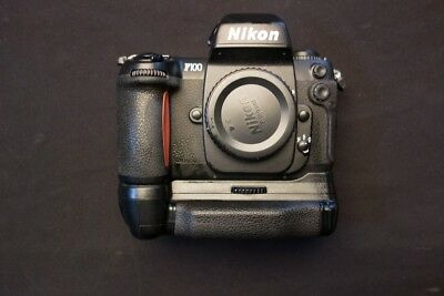 Nikon F100 35mm Film SLR Camera Body with MB15 Battery Pack