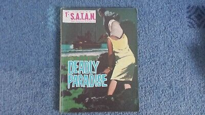 S.a.t.a.n. Picture Library No.11 Deadly Paradise
