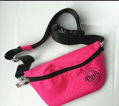 Vs pink fanny pack 1 free fanny pack with purchase