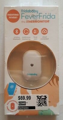 FridaBaby FeverFrida the iThermonitor - Wireless Baby Thermometer New Sealed