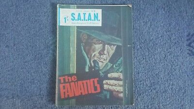 S.a.t.a.n. Picture Library No.6 The Fanatics