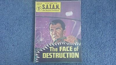 S.a.t.a.n Picture Library No.4 The Face Of Destruction