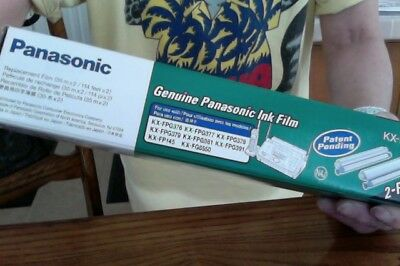 NIB Panasonic Genuine Panasonic Ink Film for Fax Machines KXFA92