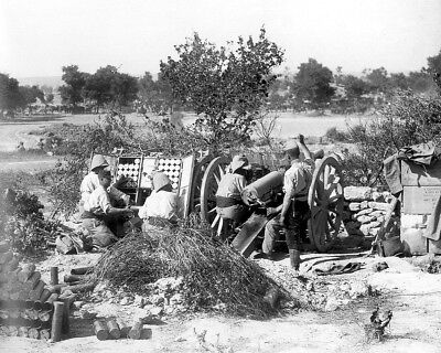 1915-Third Battle of Krithia-The Gallipoli Campaign-French Gunners-Turkey