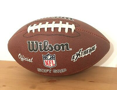 Wilson  Official NFL Extreme  American Football  NEW