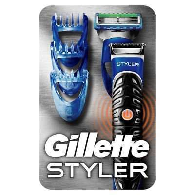 Gillette Fusion Proglide Styler 3 In 1 Trim Shave Edge Waterproof Trimmer Mens 2
