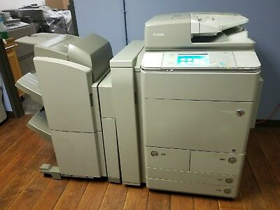 Canon IRC7260 C7260 color copier - printer - 60 page per minute low meter 169k