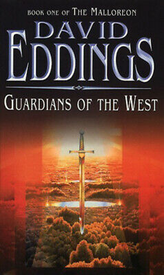 The Malloreon: Guardians of the west by David Eddings (Paperback) Amazing Value
