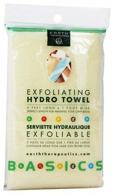 Earth Therapeutics - Exfoliating Hydro Towel Beige