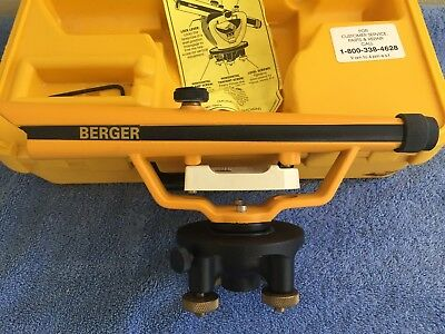 Berger Instruments Model 135 Surveying Transit Scope