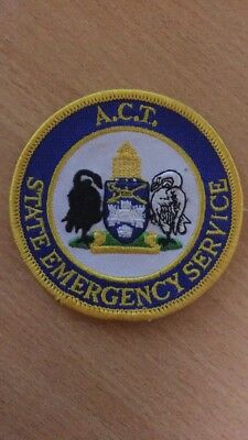 ACT State Emergency Service Patch