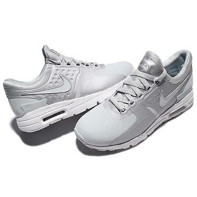 5015119d65ef Women s NIKE Air Max Zero RUNNING Shoes ALL SIZES Pure Platinum (857661 013)