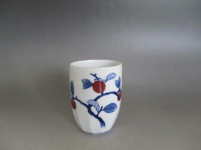 Japanese Arita ware tea cup  by very famous Kakiemon Sakaida/ 7421