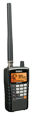 Ubc-126At - 500 Channel Handheld Scanner