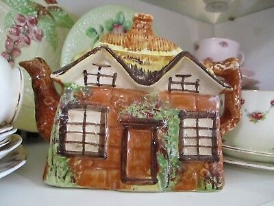 Vintage rare Price Bros Cottage Ware Teapot Made in England