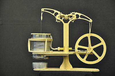 STIRLING AIR ENGINE KIT educational wooden puzzle machine building.Hot air motor