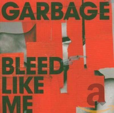 Garbage - Bleed Like Me - Garbage CD I4VG The Cheap Fast Free Post The Cheap