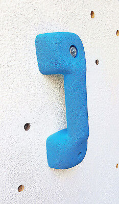 Rock Climbing Holds, New, Square Handle Hold. Made By X-Es Climbing Holds.