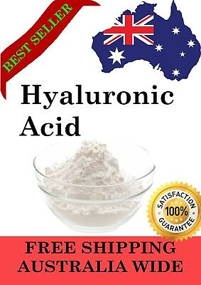 PURE & CLEAN Hyaluronic Acid Powder 2g MADE IN USA
