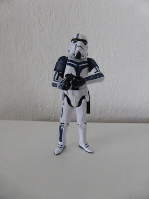 """Star Wars Stormtrooper Commander 30th Anniversary Collection  TAC Hasbro 3.75"""""""
