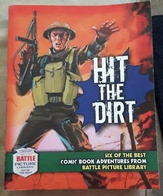 Hit The Dirt Six Of The Best Comic Book Adventures Battle Picture Library