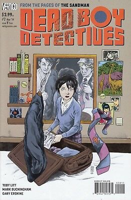 DEAD BOY DETECTIVES    2     ..NM-     ...2014...   ...Bargain!