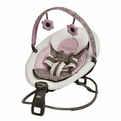 Graco Duet Rocker Swing, Mena, Pink