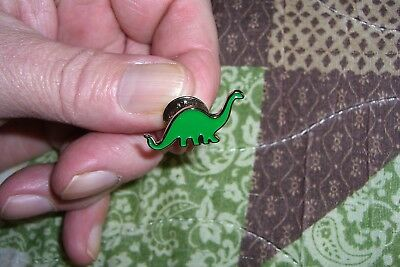 Sinclair Gas Co Dinosaur Lapel Service Pin Tie Tack
