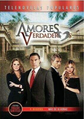 Amores Verdaderos [New DVD] Manufactured On Demand, NTSC Format