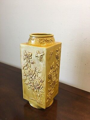 A Beautiful Chinese Yellow Vase